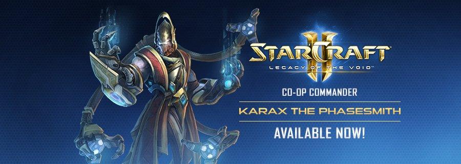 В StarCraft 2 появился командир-инженер для кооперативной игры - Изображение 1