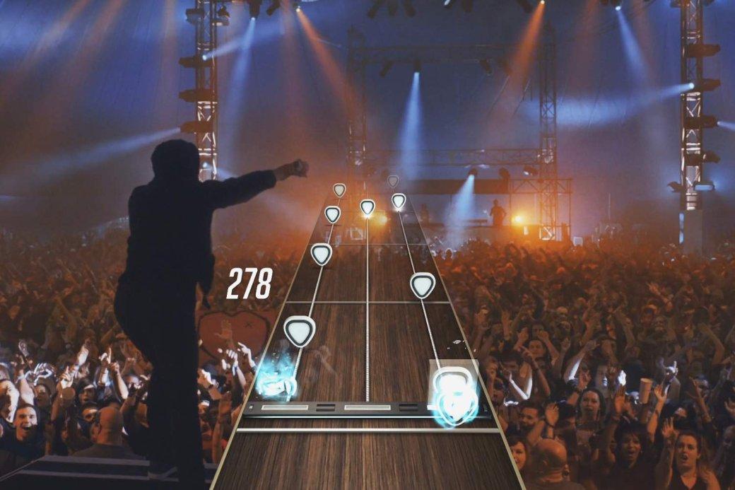 Разработчик Rock Band 4 —о Guitar Hero Live - Изображение 1