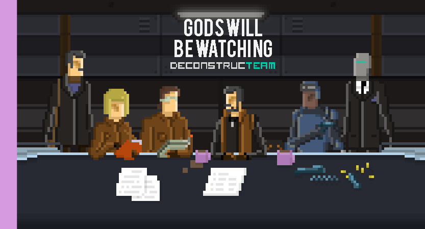 Метод проб и рестартов. Рецензия на Gods will be watching. - Изображение 1