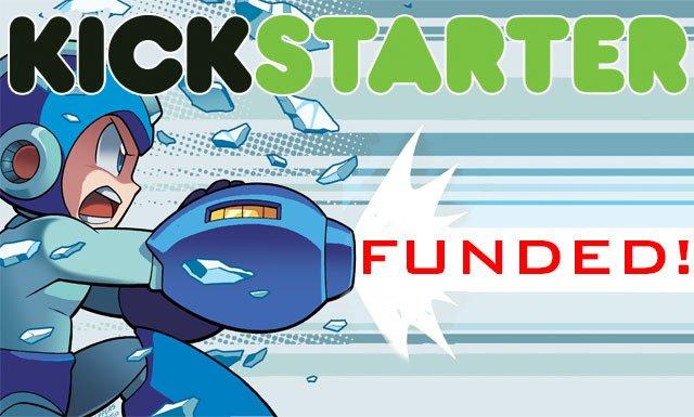 Пользователи Kickstarter одобрили настольного Mega Man. - Изображение 1