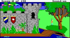King's Quest: Quest for the Crown (1984)