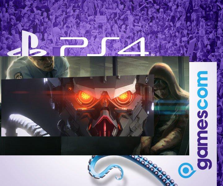 GAMESCOM 2013: Итоги Sony. Часть 1 - Изображение 1