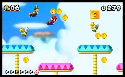 Рецензия на New Super Mario Bros. 2 - Изображение 2