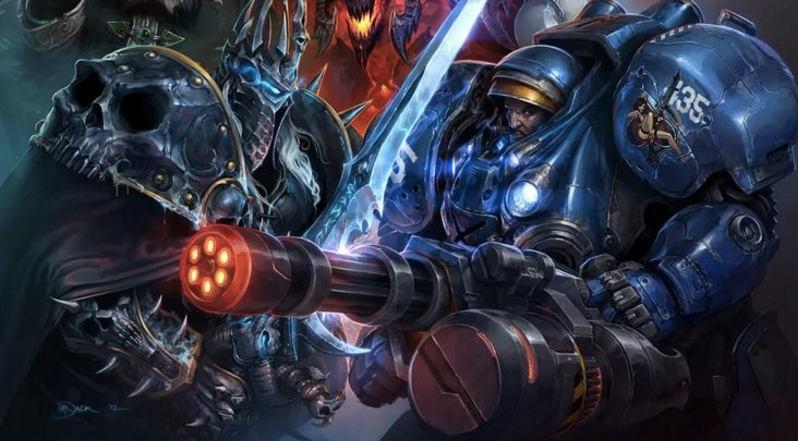 Heroes of the Storm: новый matchmaking, новые герои, карта и Арена  - Изображение 1