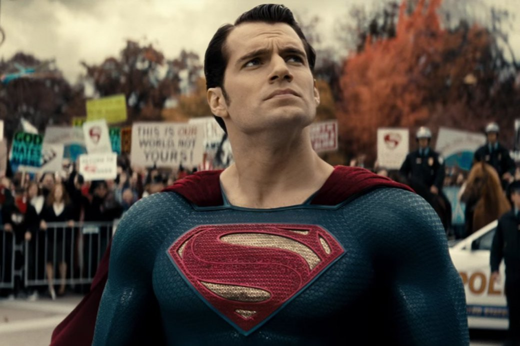 Генри Кавилл объяснил, почему его Супермен не убьет Бэтмена сразу - Изображение 1