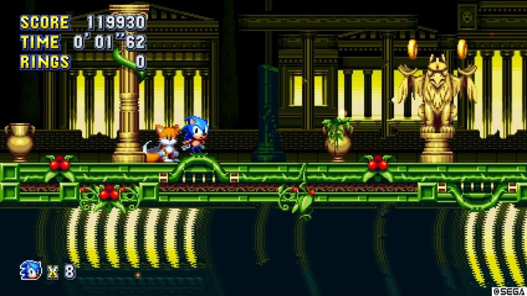 Рецензия на Sonic Mania. Обзор игры - Изображение 9