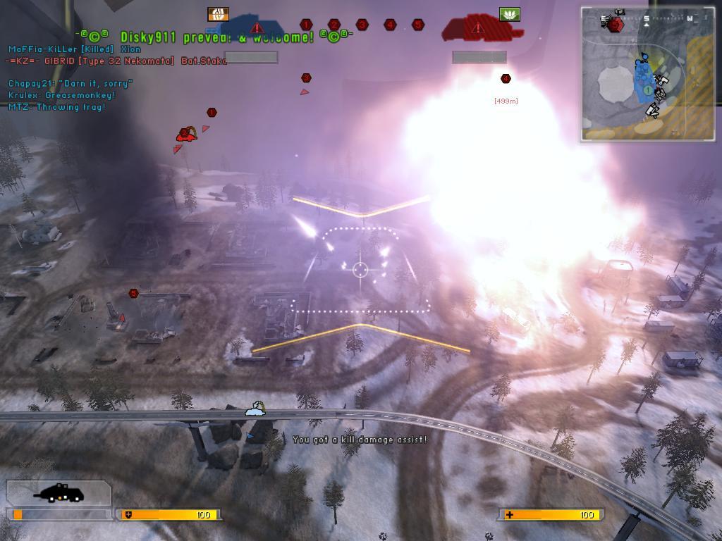 От Battlefield 2 к Battlefield 3. Часть первая - Изображение 17