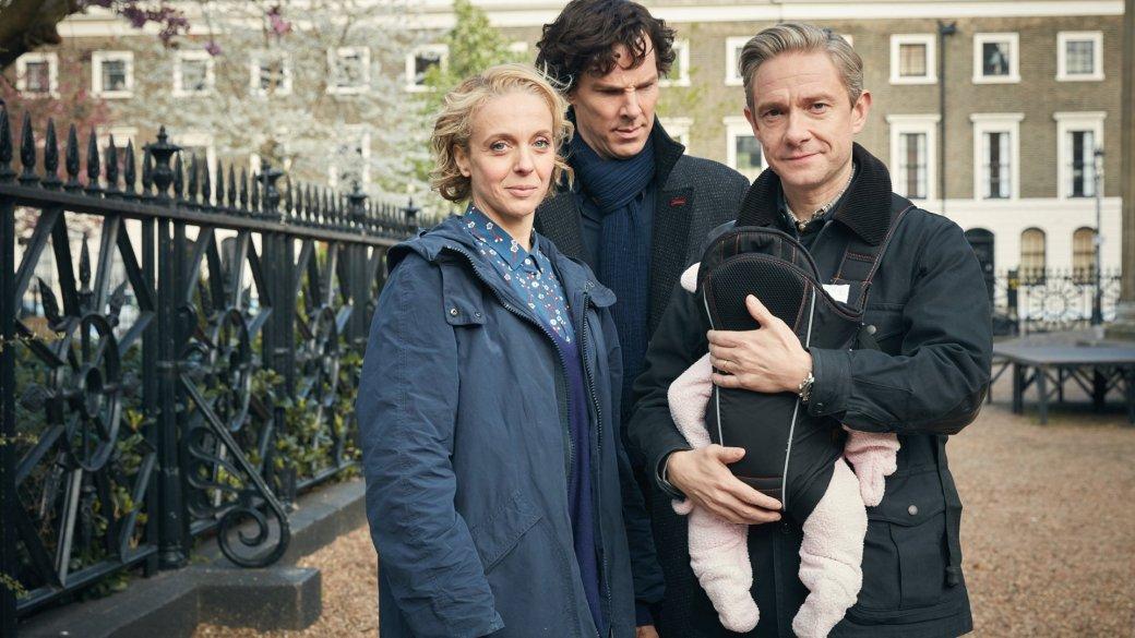 Рецензия на «Шесть Тэтчер», первую серию 4-го сезона «Шерлока». - Изображение 6