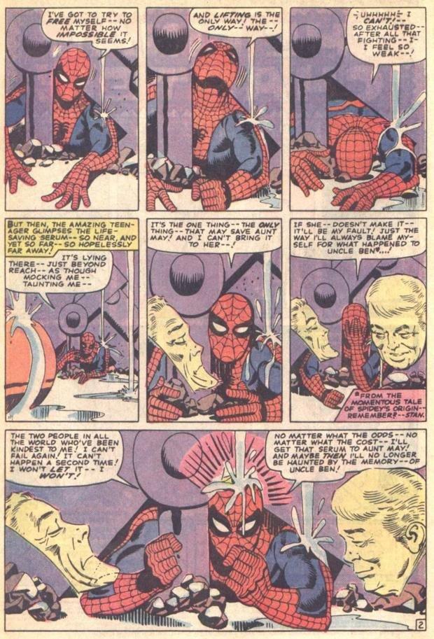 Легендарные комиксы про Человека-паука, которые стоит прочесть. Часть 1 - Изображение 14