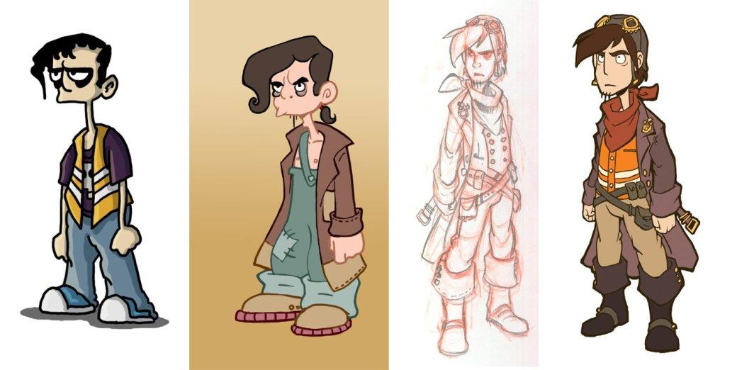 Своя линия: как рисуют героев видеоигр - Изображение 3