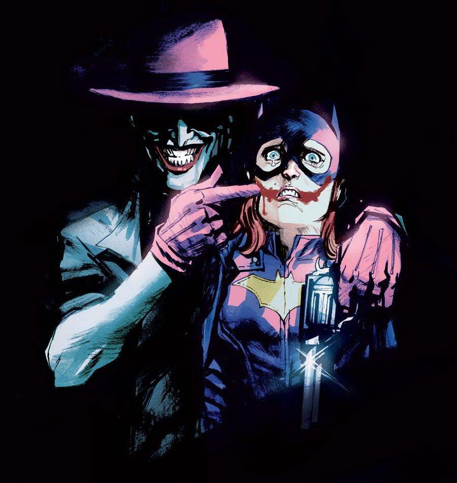 DC сняла с публикации обложку «Batgirl» из-за скандала - Изображение 1