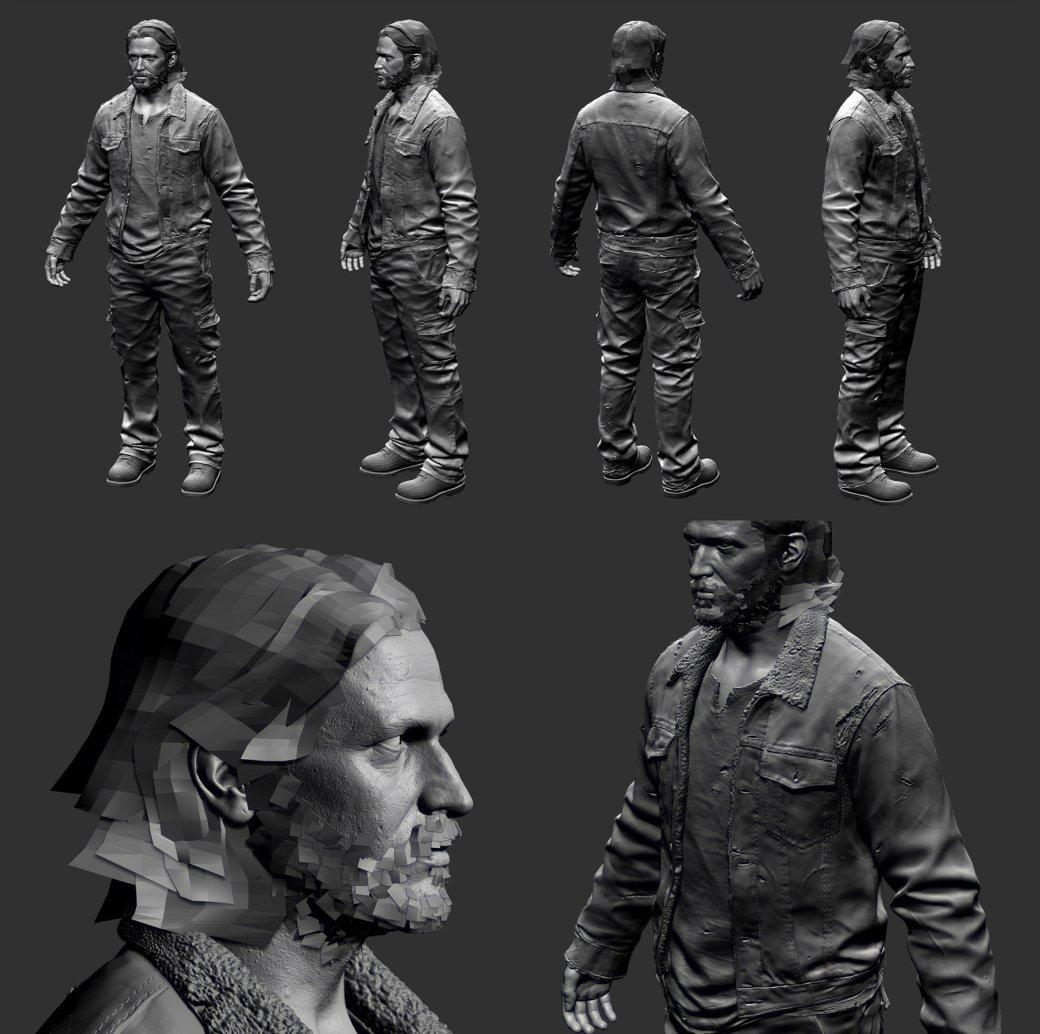 Разработчик The Last of Us выложил свои наработки в сеть - Изображение 5