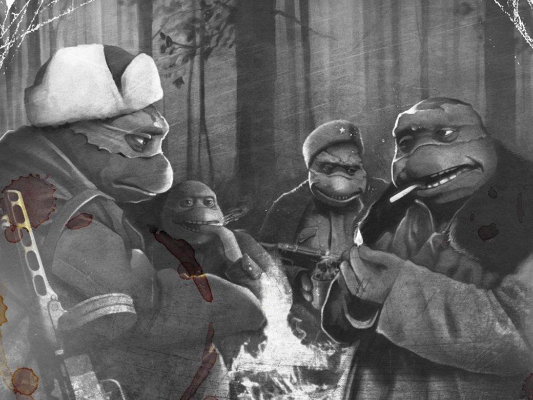 Черепашки-ниндзя: мастера эпохи осквернения - Изображение 24