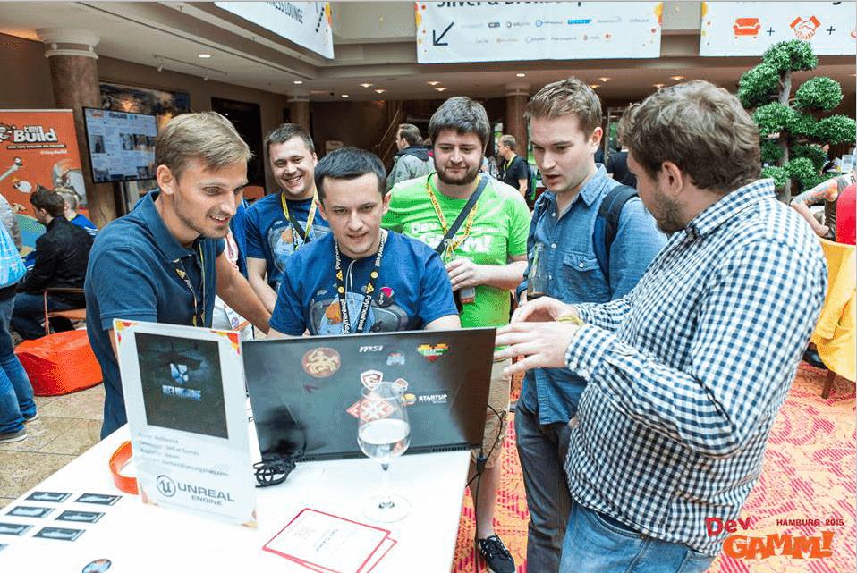 Начинается DevGAMM Moscow 2016. - Изображение 4