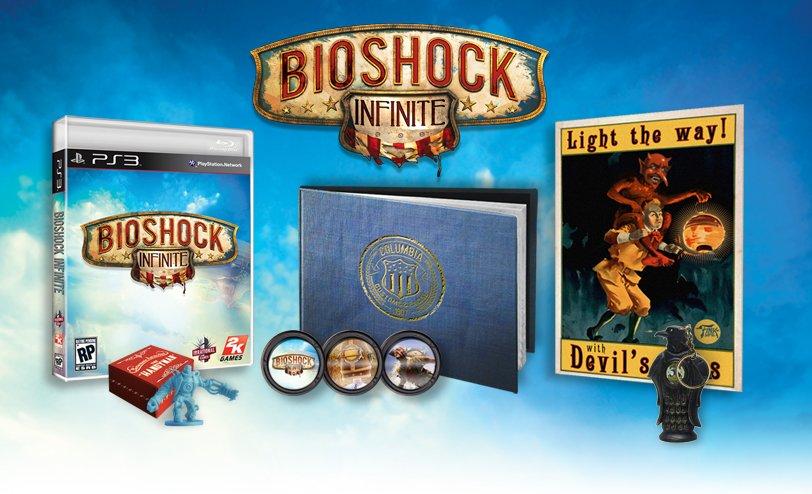 В коллекционное издание Bioshock Infinite войдет огромная статуэтка - Изображение 2