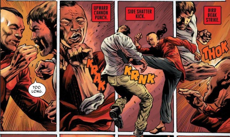 Лучшее в комиксах за неделю: Искусственный Тони Старк и Тор без молота - Изображение 13