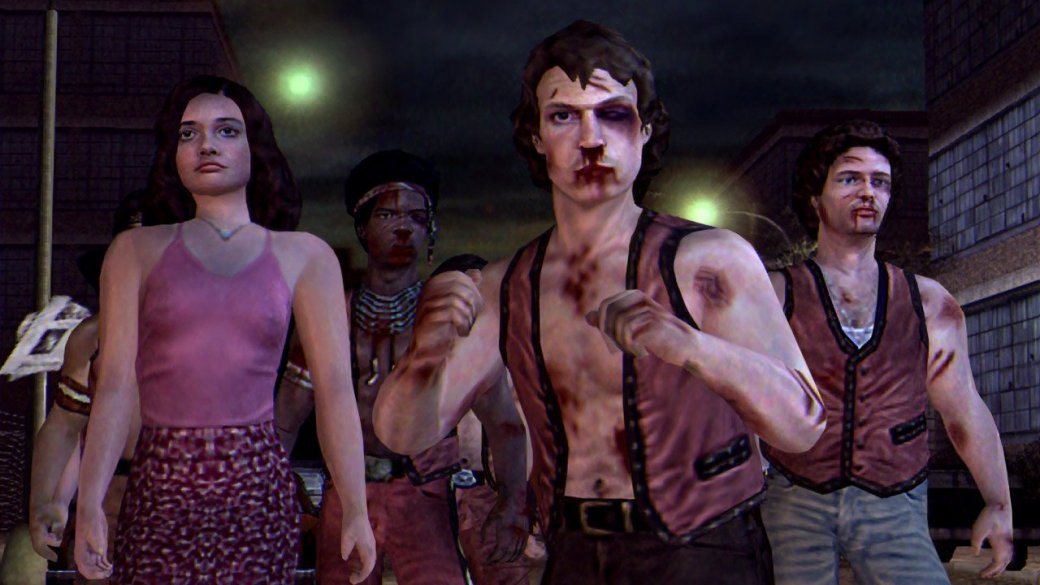 Великолепная игра The Warriors от Rockstar Games переиздана на PS4. - Изображение 1