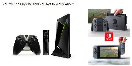 Как Интернет отреагировал на анонс Nintendo Switch - Изображение 1