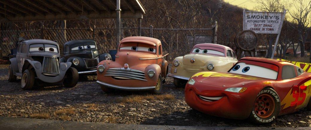 Рецензия на «Тачки 3» Pixar. - Изображение 9