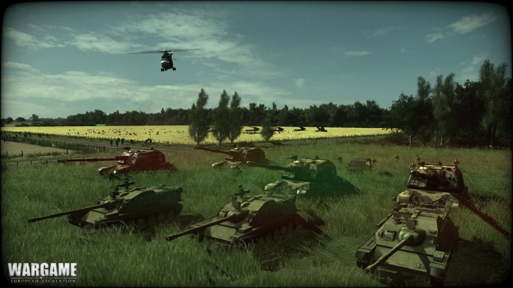 Альтернативная война: рецензия на Wargame - Европа в огне - Изображение 4