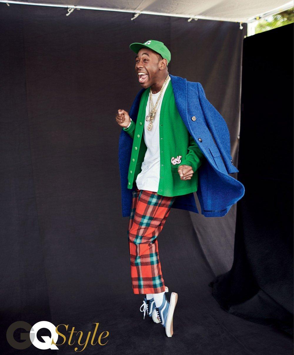«Я не слушаю рэп, я его читаю». Кто такой Tyler, the Creator?. - Изображение 3