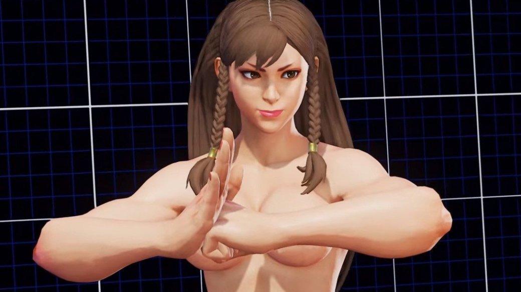 Моддеры раздели героинь Street Fighter V - Изображение 1