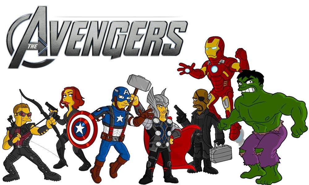 Галерея вариаций: Мстители-женщины, Мстители-дети... - Изображение 52