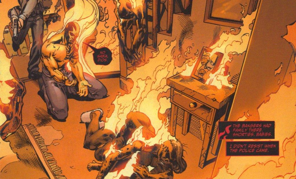 Монстры «Секретных материалов» и их аналоги из супергеройских комиксов - Изображение 37