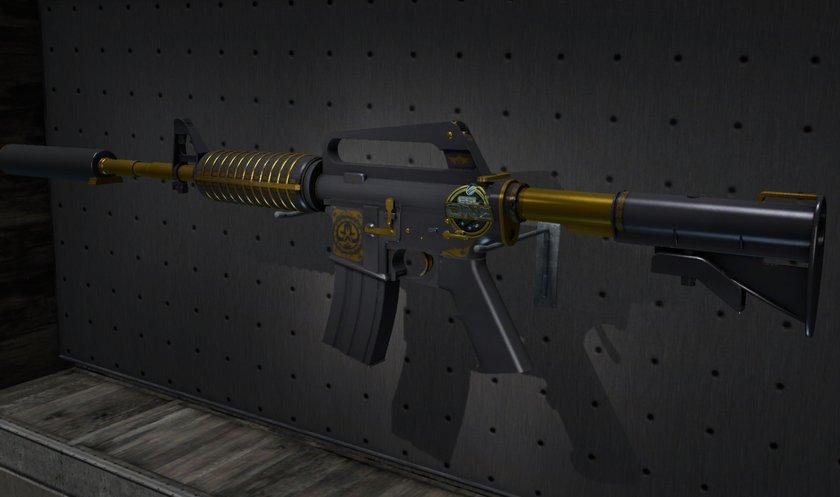 Новая анимация в Counter-Strike: Global Offensive изменила геймплей Канобу