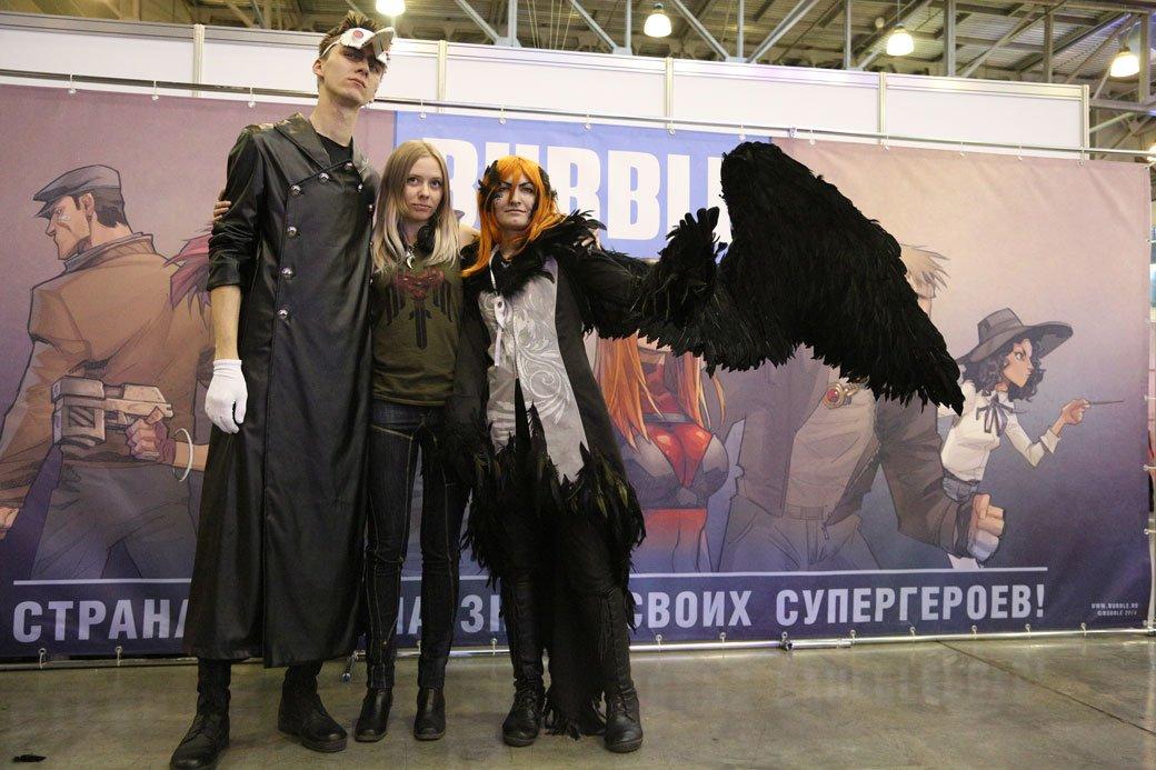 «Игромир 2015» и Comic Con Россия в лицах - Изображение 9