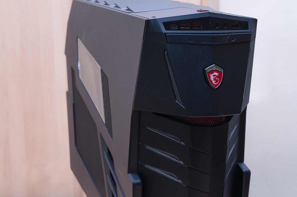 MSI Aegis Ti— мощный игровой PCсбольшим потенциалом для апгрейда - Изображение 2