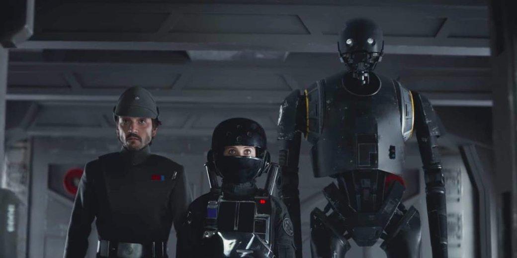 Rogue One: A Star Wars Story / Изгой-один. Звёздные войны: Истории [2016]: Спойлеры: у «Изгоя-один» была совсем другая концовка