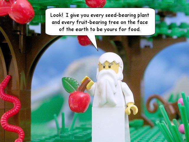 Искусство в кубе: краткий экскурс по миру LEGO - Изображение 13