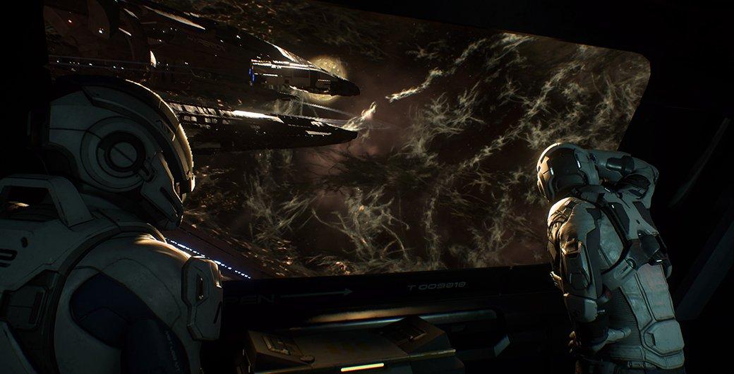 Рецензия на Mass Effect: Andromeda - Изображение 2