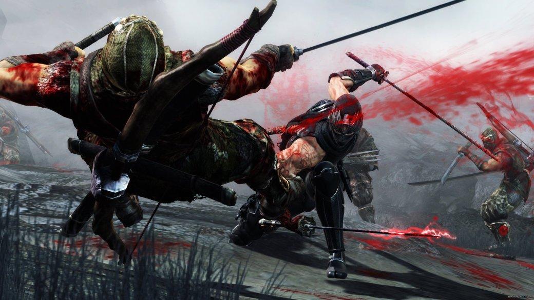 Ninja Gaiden 3 Razor's Edge. Возвращение блудного ниндзя. - Изображение 5