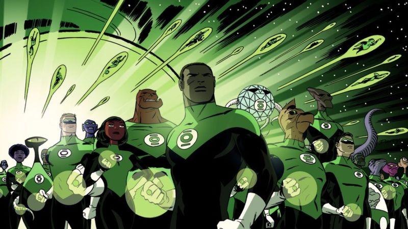 Сценарист «Бэтмена» работает над новым фильмом про Зелёного Фонаря