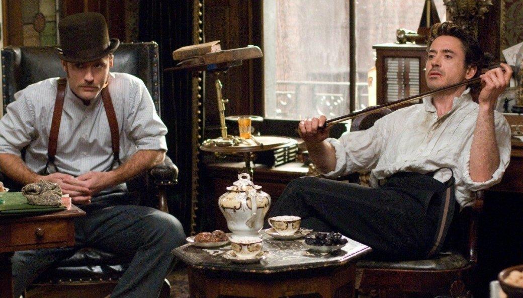Роберт Дауни-младший  объявил о съемках третьего «Шерлока Холмса» - Изображение 1