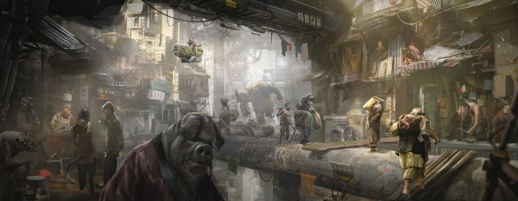 GTA в космосе? Первые подробности геймплея Beyond Good & Evil 2. - Изображение 6