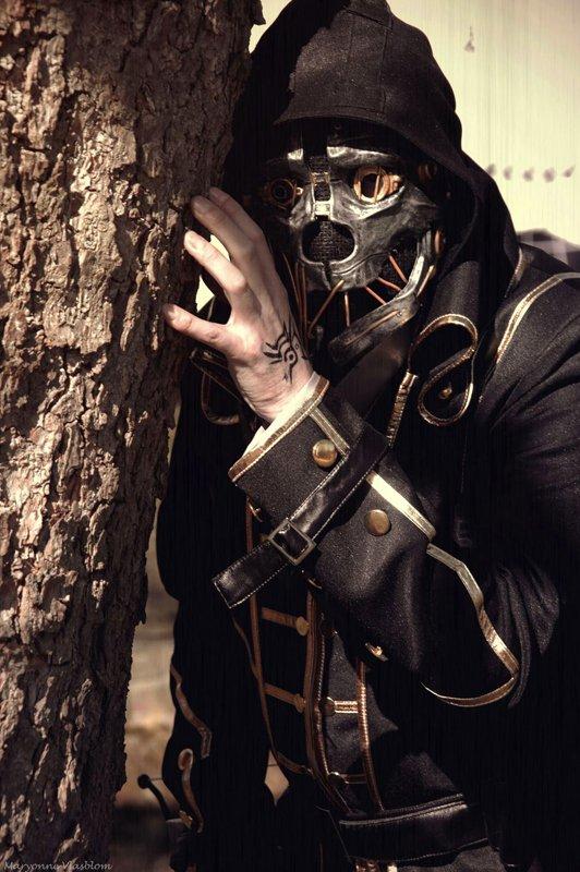 10 лучших косплеев главного героя игры Dishonored. - Изображение 4