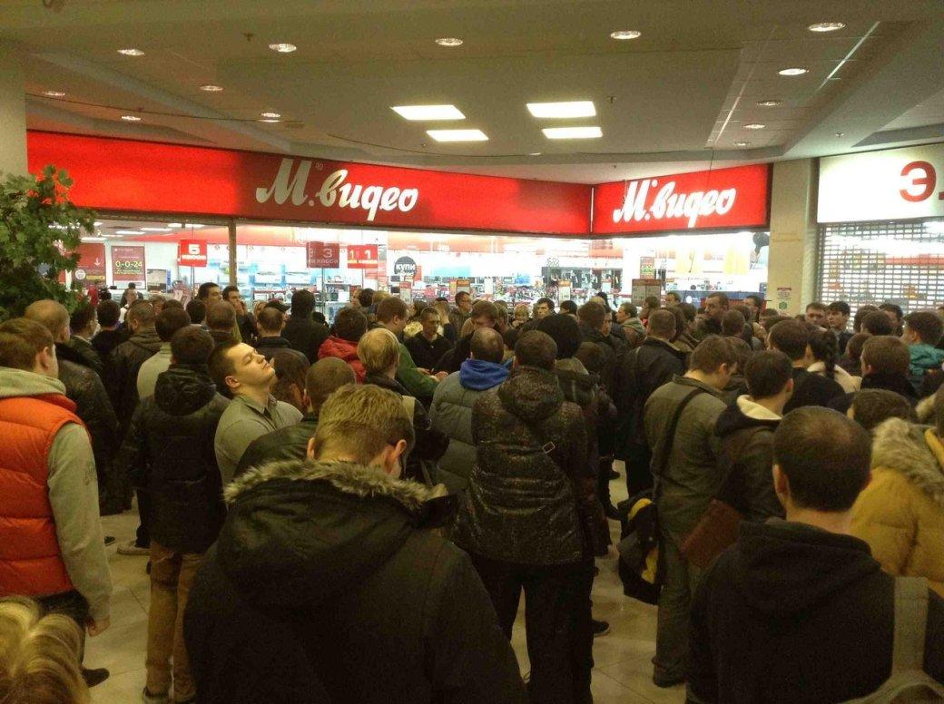 Ранний старт продаж PlayStation 4 в Санкт-Петербурге - Изображение 6
