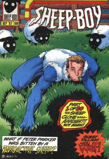 Тест Канобу: самые безумные факты о супергероях - Изображение 42