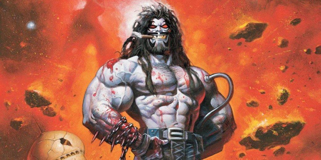 Сценарист фильма «Лобо» использует самые брутальные комиксы 90-х - Изображение 1