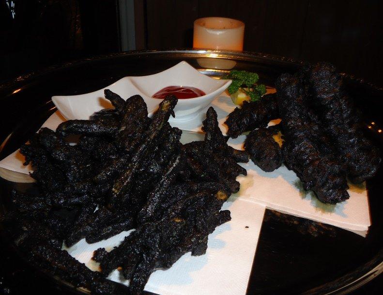 Туши за души: «Канобу» сходил в Dark Souls Café и съел мясо дракона - Изображение 1