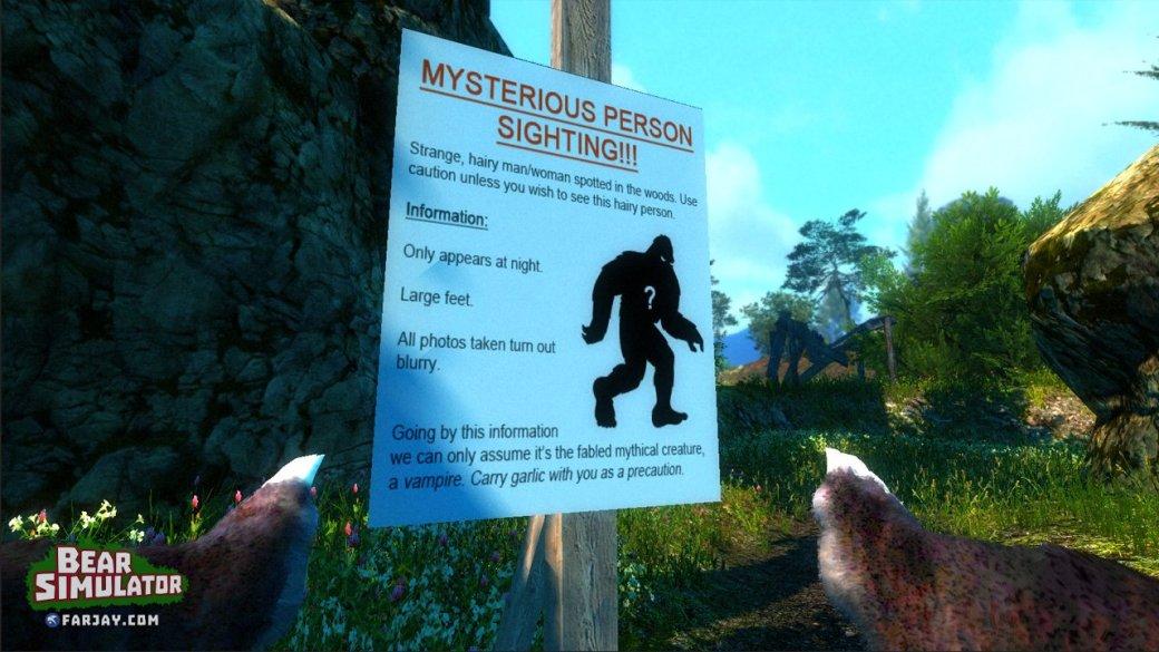 Автор Bear Simulator прекратил поддержку игры из-за отзыва Pewdiepie. - Изображение 1