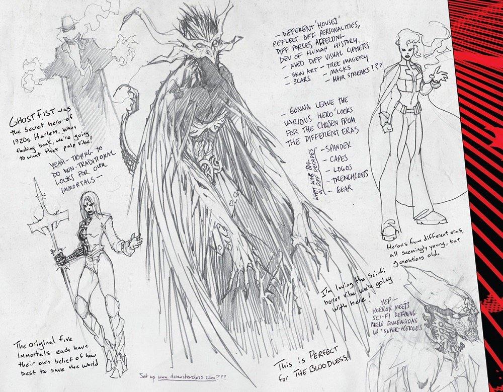 DC экспериментирует с жанрами: ждем историй об убийце, богах и монстре - Изображение 6