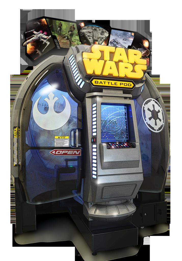 Игровой автомат по Star Wars за $35 тыс: какой там Battlefront! - Изображение 1