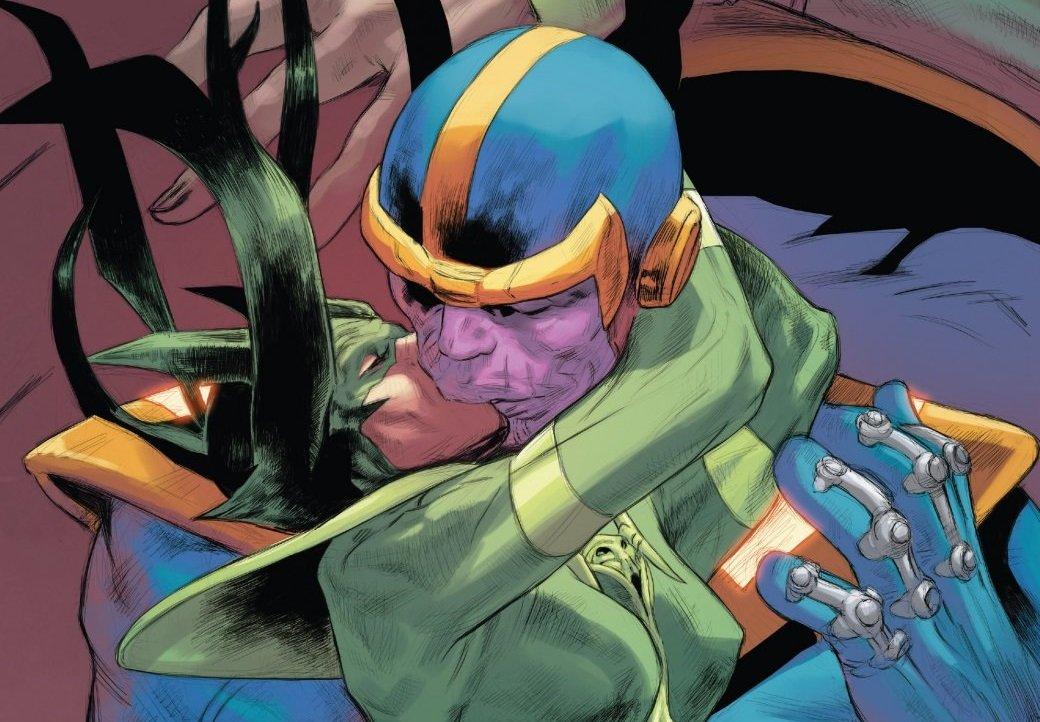 Лучшее в комиксах за неделю: Искусственный Тони Старк и Тор без молота - Изображение 7