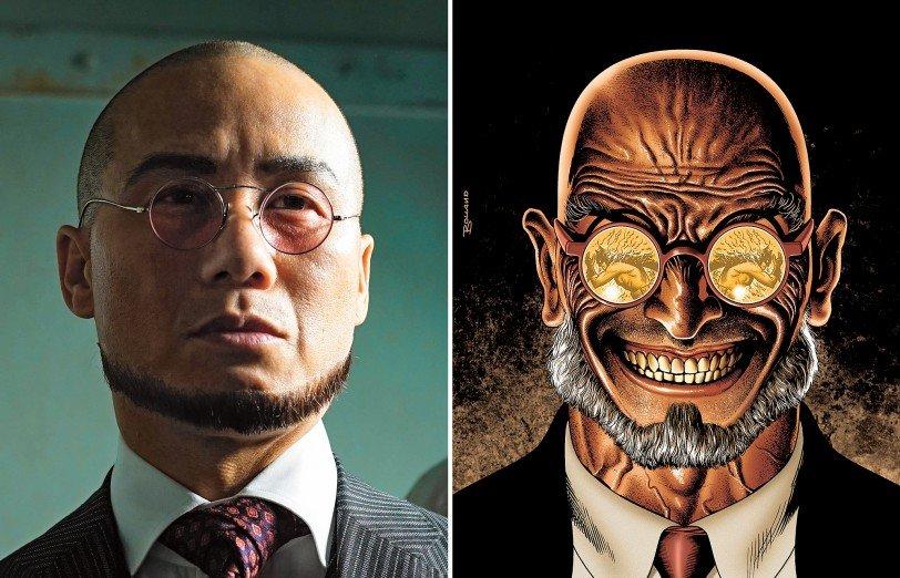 Новыми злодеями «Готэма» стали доктор Стрэндж и мистер Фриз - Изображение 1