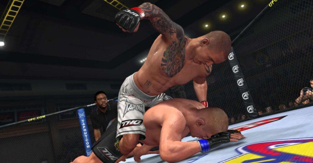 Спец. UFC Undisputed и Fight Night глазами эксперта - Изображение 3