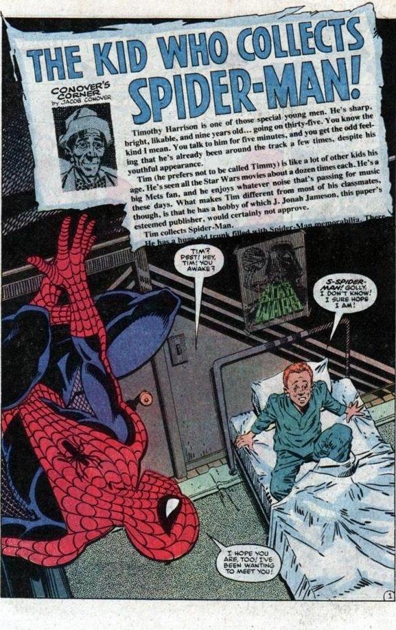 Легендарные комиксы про Человека-паука, которые стоит прочесть. Часть 1 - Изображение 12